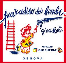 Paradiso dei bimbi, giocattoli per tutte le età nel cuore di Genova